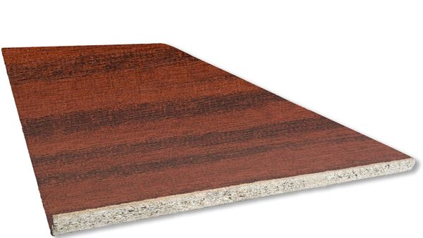 Picture of 600mm POLYBOARD (MAHOGANY) 3M