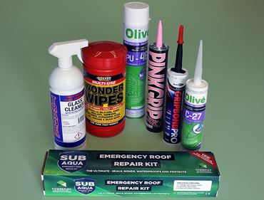 Picture for category Silicones and Adhesives