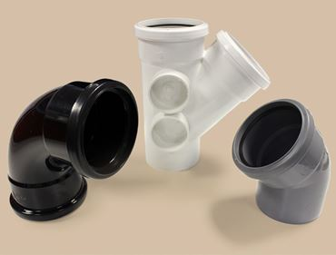 Picture for category Soil Pipe & Accessories