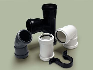 Picture for category Waste Pipe & Accessories