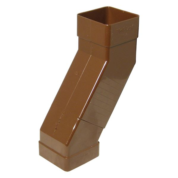 Picture of FLOPLAST SQUARE ADJUSTABLE OFFSET (BROWN)