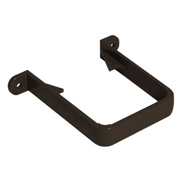 Picture of FLOPLAST SQUARE PIPE CLIP (BROWN)
