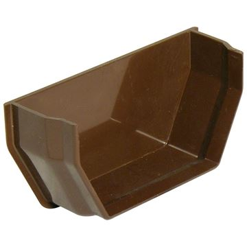 Picture of FLOPLAST SQUARE INT STOPEND (BROWN)