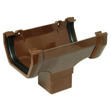 Picture of FLOPLAST SQUARE RUNNING OUTLET (BROWN)