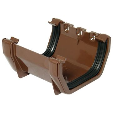 Picture of FLOPLAST SQUARE UNION (BROWN)