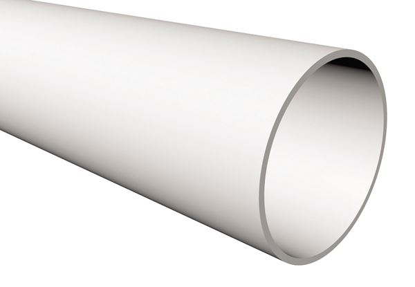 Picture of 2.75M ROUND PIPE (WHITE)