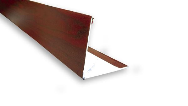 Picture of 2 PART EXT CORNER - FEMALE (MAHOGANY)