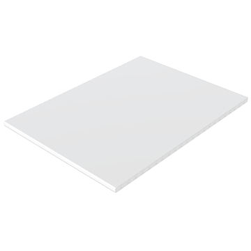 Picture of 225mm FLAT BOARD (WHITE FOIL)