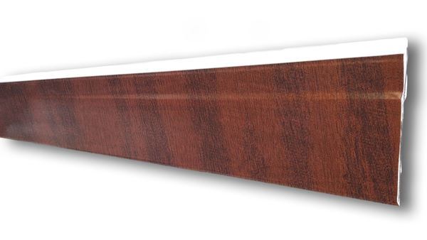 Picture of 100mm OPEN V CLADDING (MAHOGANY)