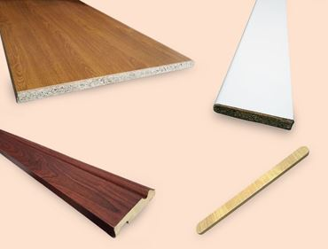 Picture for category Polyboard / Laminated Windowboard