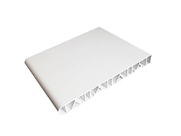 Picture of 250mm x 22mm PVC LAMINATED WINDOWBOARD (WHITE) 5M