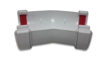 Picture of ROUND 150 GUTTER ANGLE (WHITE)