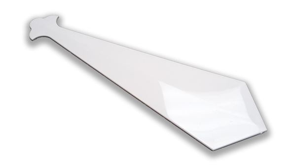 Picture of FREEFOAM 350mm x 2D FINIAL (WHITE)